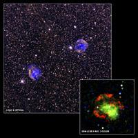 Descubierto un nuevo tipo de supernova