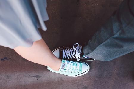 San Valentín en Converse: dos pares de zapatillas Chuck Taylor por 50 euros cada uno con este código de descuento