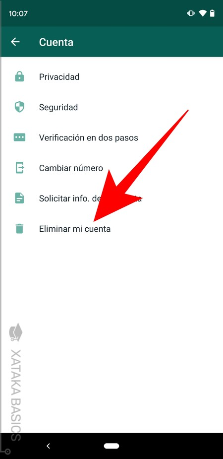 Eliminar Android