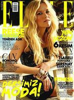 Reese Witherspoon en la portada de Elle Turquía: ya está aquí el verano