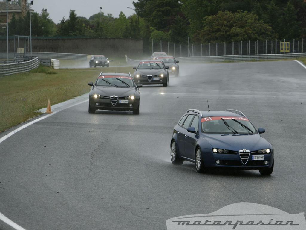 Foto de Alfa Romeo Driving Experience 2008 (Jarama) (24/40)