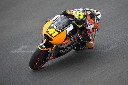 MotoGP España 2014: Isaac Viñales, Aleix Espargaró, Tito Rabat y el calor protagonizan los libres