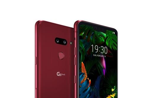 LG G8 ThinQ: este buque insignia emite el sonido por la pantalla y reconoce las venas de tu mano para desbloquearse