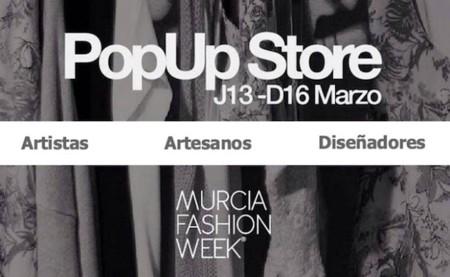 Pop up store murcia