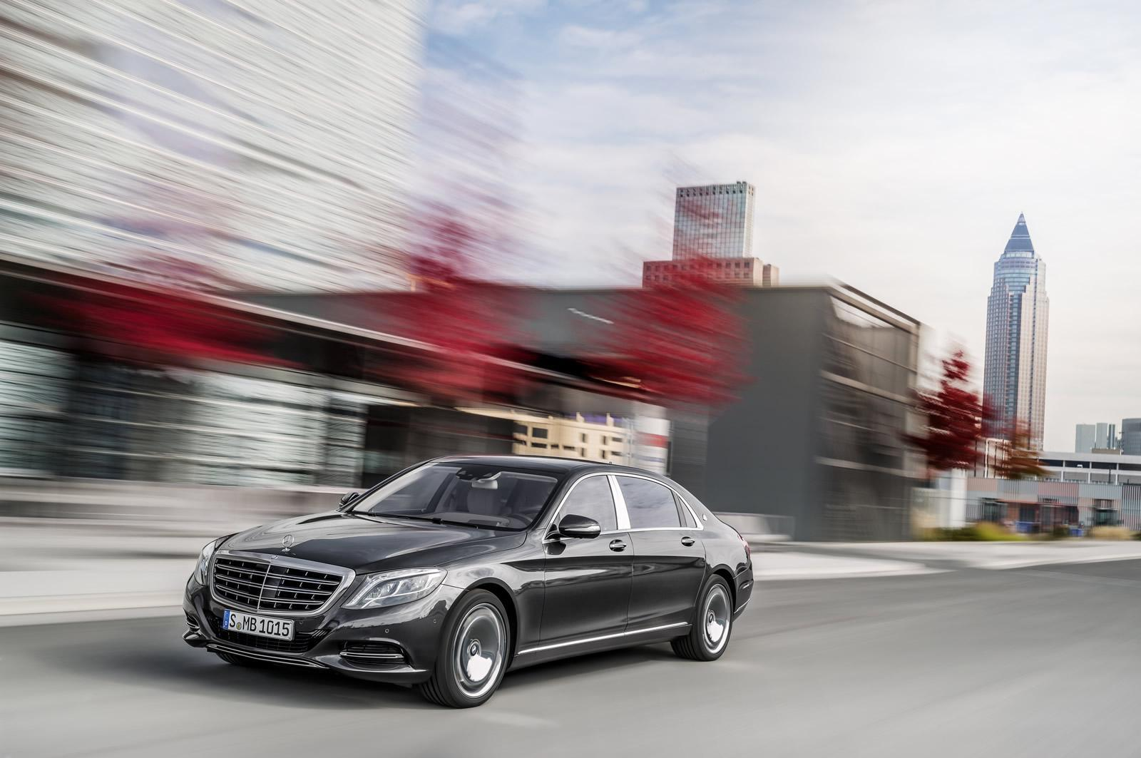 Foto de Mercedes-Benz Clase S Maybach (24/38)