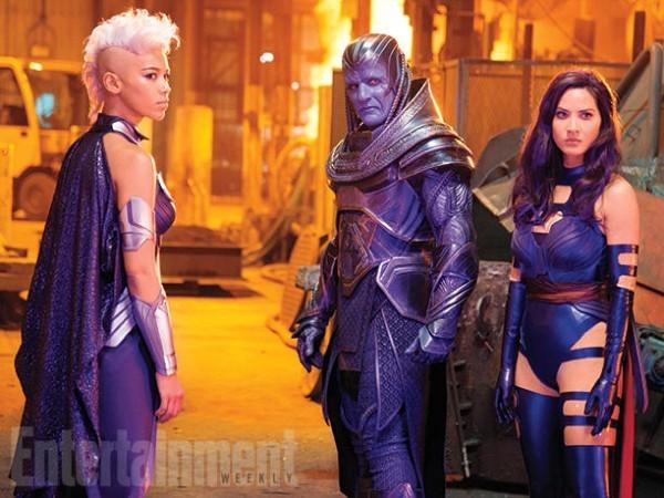 Foto de 'X-Men: Apocalypse', primeras imágenes oficiales (1/6)