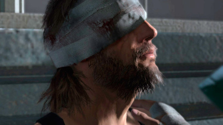 Lo que vimos de 'The Phantom Pain' funcionaba sobre un hardware equivalente a X360 y PS3