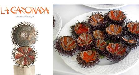 La Garoinada, jornadas gastronómicas con erizos de mar