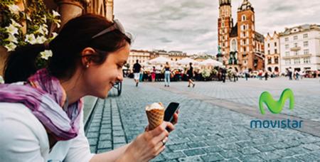 Movistar cambia su tarifa roaming en Europa, ahora con más megas pero más cara