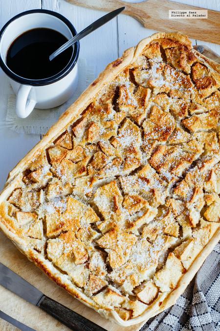 Tarta Manzanas