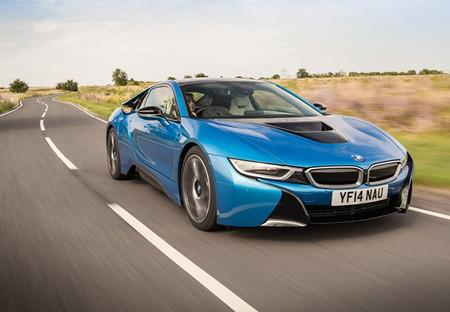Un BMW i8 con más de 500 CV podría estar en camino