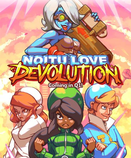 Nuevas noticias de Noitu Love: Devolution, este llegará entre marzo y abril a Wii U y 3DS