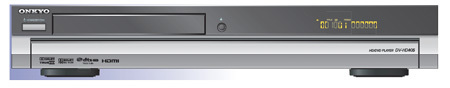 Reproductor HD DVD Onkyo DV-HD805