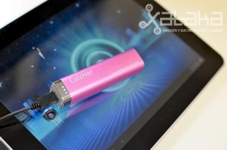 Batería externa CaizHer, la hemos probado