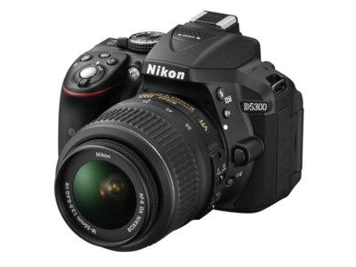 Nikon D5300 con objetivo 18-55 VR, por 377,83 euros en eBay