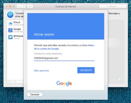 Os X El Capitan Google Calendar 2