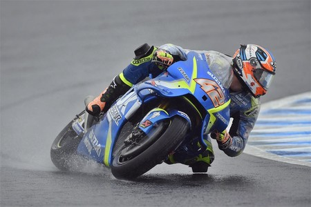 Alex Rins Motogp Japon 2017