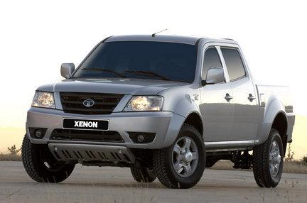 Presentación: Tata Xenon 4x4 (parte 1)