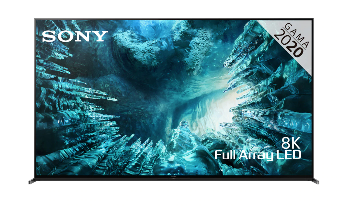 "TV LED 190,5 cm (75"") Sony KD-75ZH8 Full Array Android TV 4K HDR X1 Ultimate y 4K X-Reality PRO"