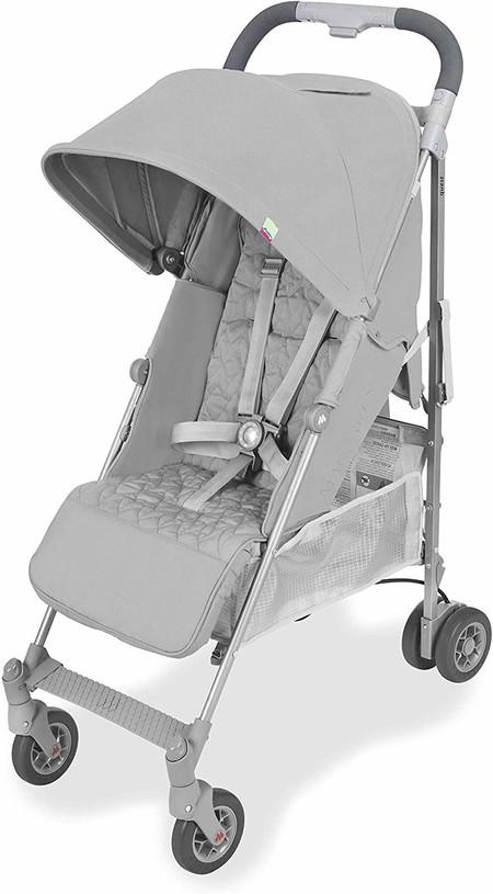 Las sillitas de paseo más deseadas son Maclaren y esta Quest está más barata hoy en Amazon