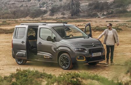 Citroën Berlingo Rip Curl 2021