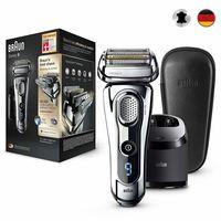 Oferta del día en la afeitadora eléctrica Braun Series 9 9297 cc: hasta medianoche cuesta 279,99 euros en Amazon