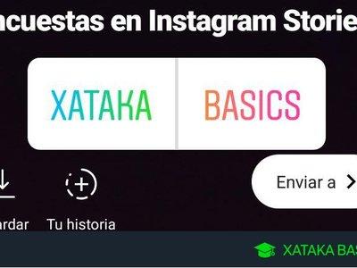 Cómo añadir encuestas en tus historias de Instagram