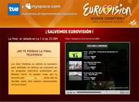 Atención al televoto de Eurovisión