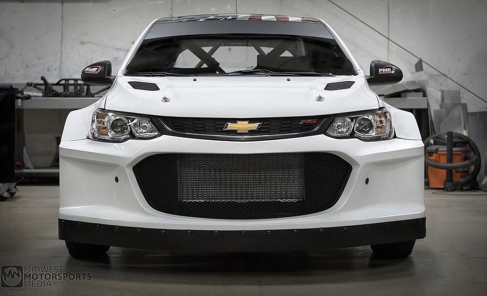 Foto de Chevrolet Sonic by PMR Motorsports (1/6)