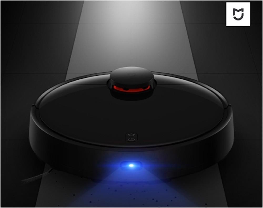 Xiaomi actualiza su célebre robot aspirador para agregar fregado, vaciado automático y un mas reciente aparato de detección láser