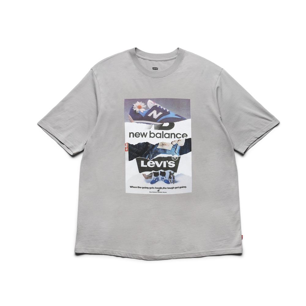 Levi's x New Balance camiseta
