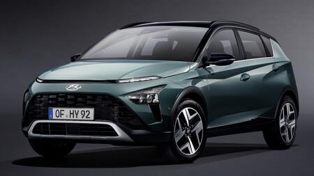 El Hyundai Bayon es el nuevo B-SUV de los coreanos, y va tras Arona, Vitara y compañía
