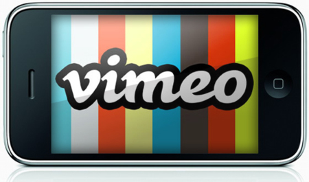 Vimeo se deja ver en iPhone y Android