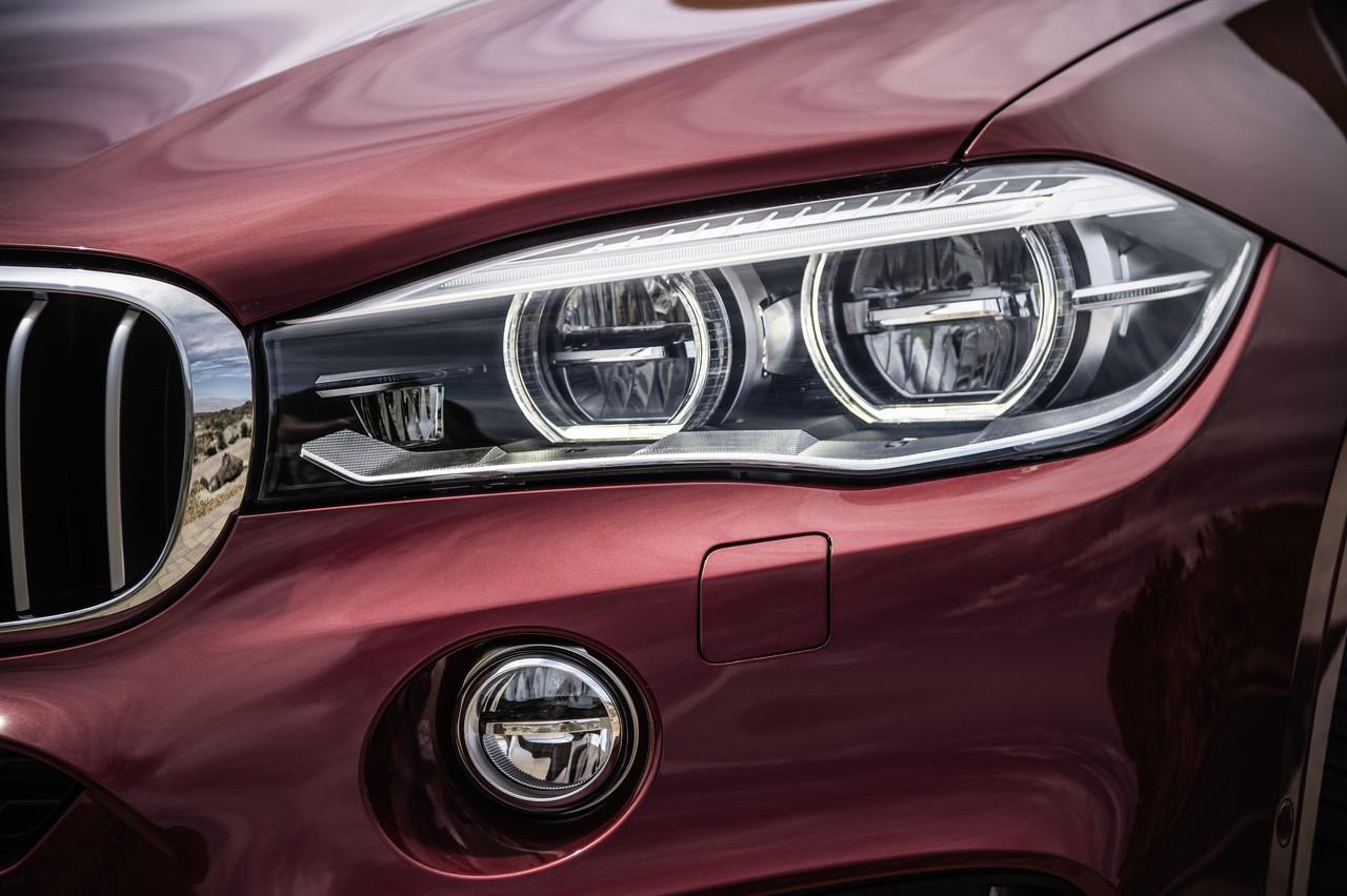 Foto de BMW X6 2014 (33/96)