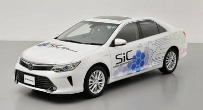 Toyota ya prueba si el carburo de silicio logra mejorar en un 10% la eficiencia de sus híbridos