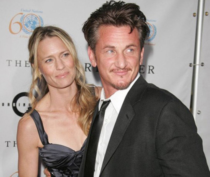 Sean Penn se divorcia