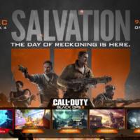 Call of Duty: Black Ops III llegará a su fin con Salvation, su cuarto y último DLC