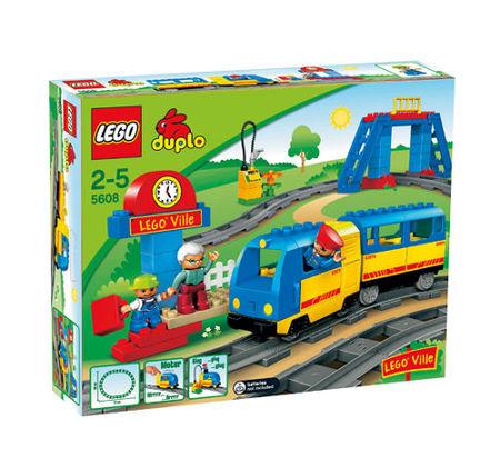 Lego tren de inicio