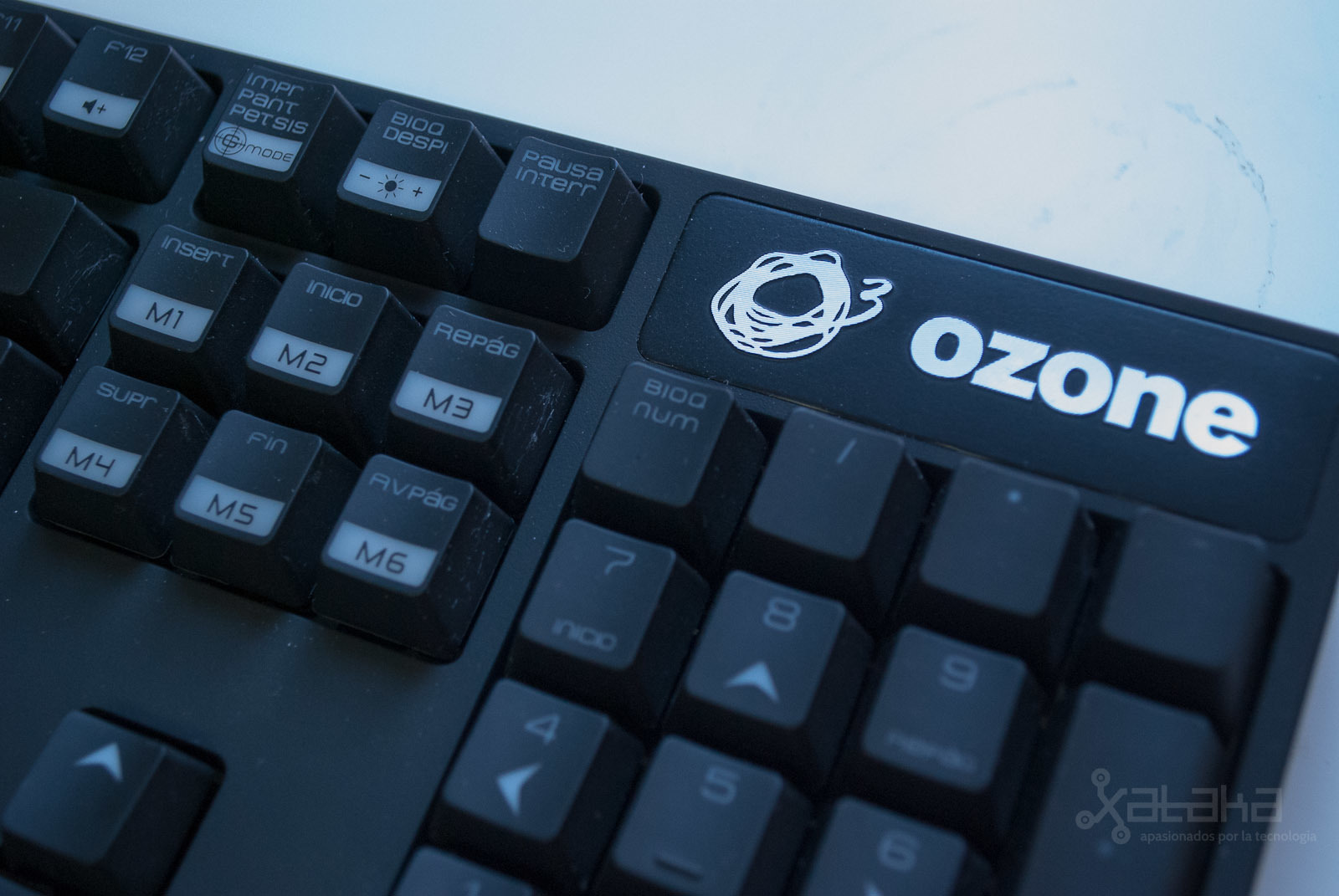 Foto de Ozone Strike Pro, análisis (5/17)