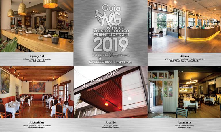 Foto de Guía México Gastronómico 2019 (1/24)