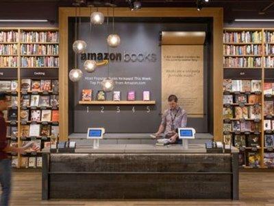 Amazon apuesta por las librerías de toda la vida