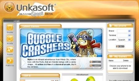 GameSpace, juegos gratis para el móvil a cambio de publicidad