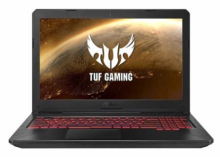 Vuelta al cole en El Corte Inglés: portátil gaming ASUS TUF, con Core i7 y gráfica GeForce GTX1060, por 899 euros