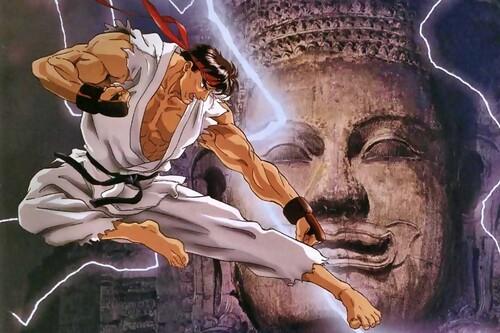 Street Fighter II: La película, el mejor anime jamás hecho de un juego de lucha