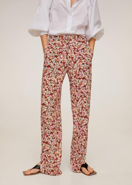 Pantalones Verano 2020 Flores 05