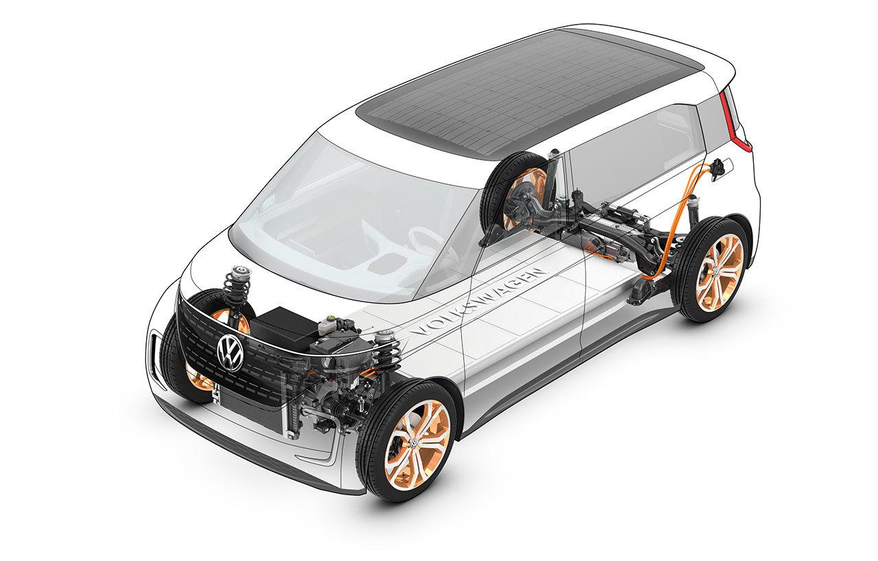 Foto de Volkswagen BUDD-e (13/24)