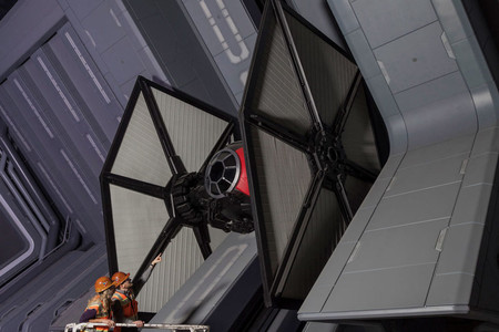 Star Wars Galaxys Edge Tie Fighter