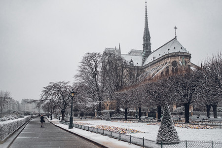 Catedral De Notre Dame Imagenes Antes Del Incendio 15 De Abril 2
