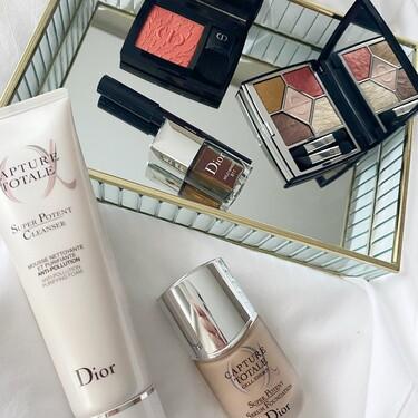 Seis novedades de maquillaje y cuidado de la piel de Dior con las que sentirnos guapas este otoño