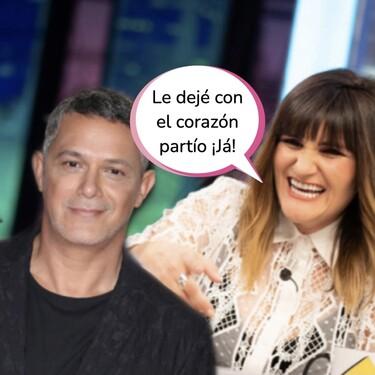 'El Hormiguero': La noche que Rozalén rechazó una cita con Alejandro Sanz por hacer la colada